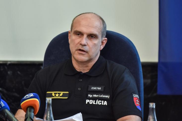 A rendőrfőnök elárulta, mit tett volna, ha korábban hallja Kuciak és Kočner beszélgetését