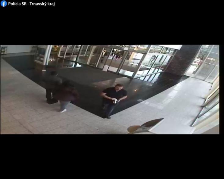 Megtartotta a bankautomatában talált pénzt egy fickó Dunaszerdahelyen – most a rendőrök keresik