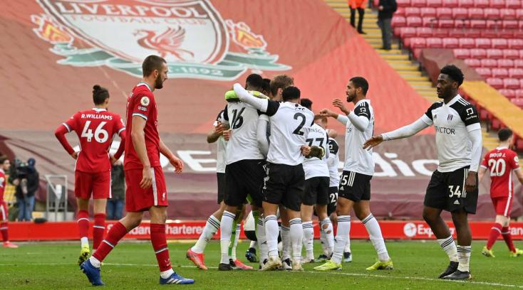 Premier League: A Fulhamtől is kikapott otthon a Liverpool