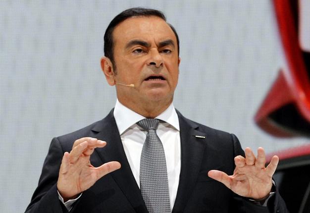 Hétfőn emelnek vádat a Nissan volt vezére ellen