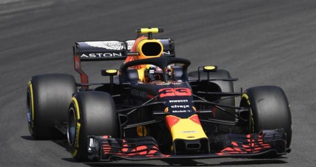 Brazil Nagydíj - Verstappen volt a leggyorsabb az első szabadedzésen