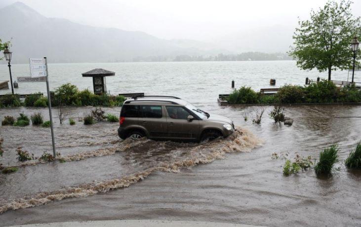 A 2002-es német áradás volt Európa eddigi legsúlyosabb természeti katasztrófája az elmúlt 50 évben