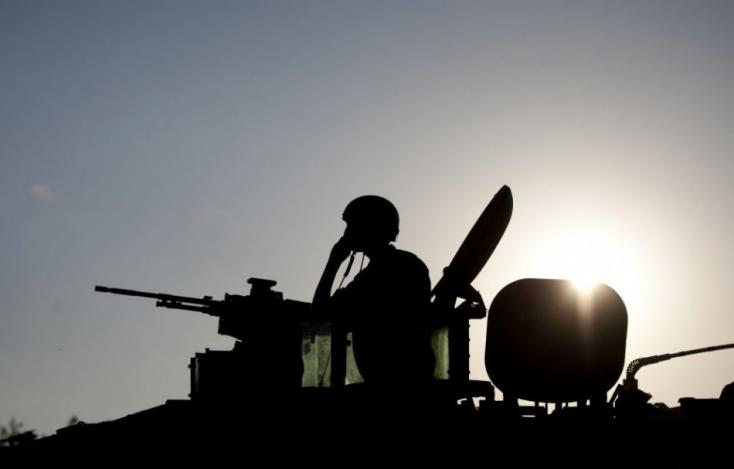 Súlyos veszteségeket szenvedett az ukrán hadsereg a Donyec-medencében