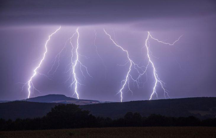 Elsőfokú viharriasztás van érvényben az egész országban