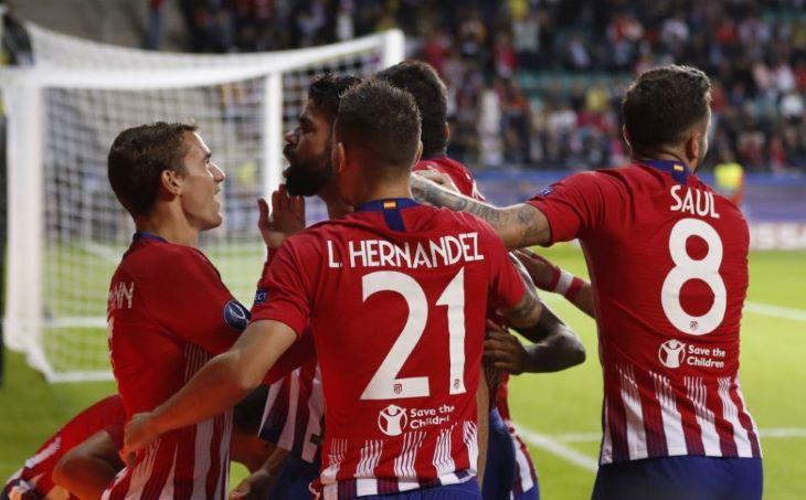 La Liga - Nyert az Atlético és a Real is, a zárókör dönt a bajnoki címről