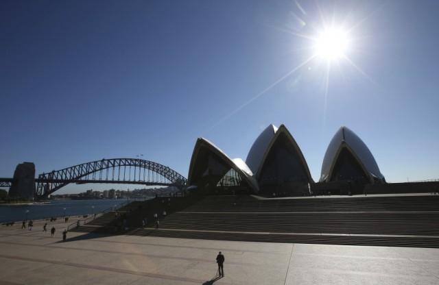 Tombol a hőség Ausztráliában - van  hely, ahol 49 Celsius-fokot mértek