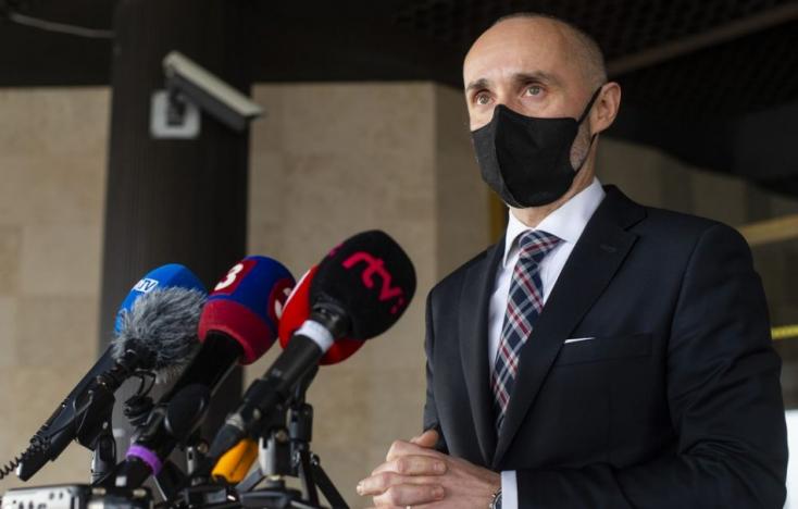 A Za ľudí pártból is kilép Tomáš Valášek, aki a Szputnyik V miatt fordított hátat a kormánykoalíciónak