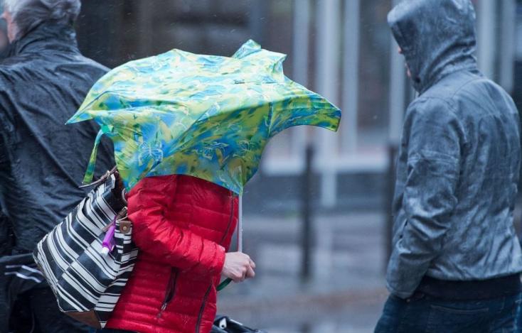 RIASZTÁS: Óriási szél borzolja a kedélyeket országszerte!