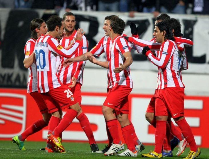 Nem utazott el hétfőn Lisszabonba, a BL- nyolcas döntőjére az Atlético Madrid