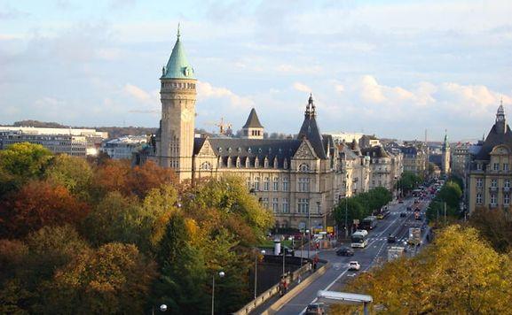 Luxemburg a leggazdagabb ország az Európai Unióban