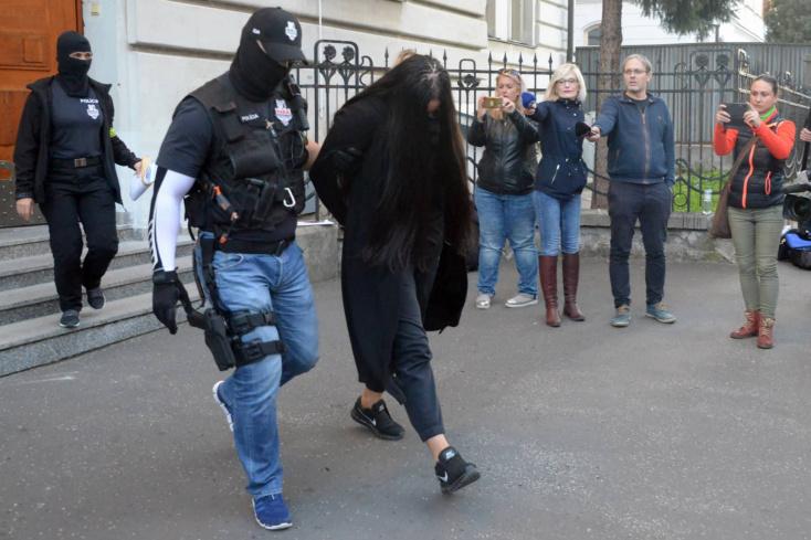 Töltényekkel teli borítékot kapott a Kuciak-gyilkosság gyanúsítottjának egy barátnője