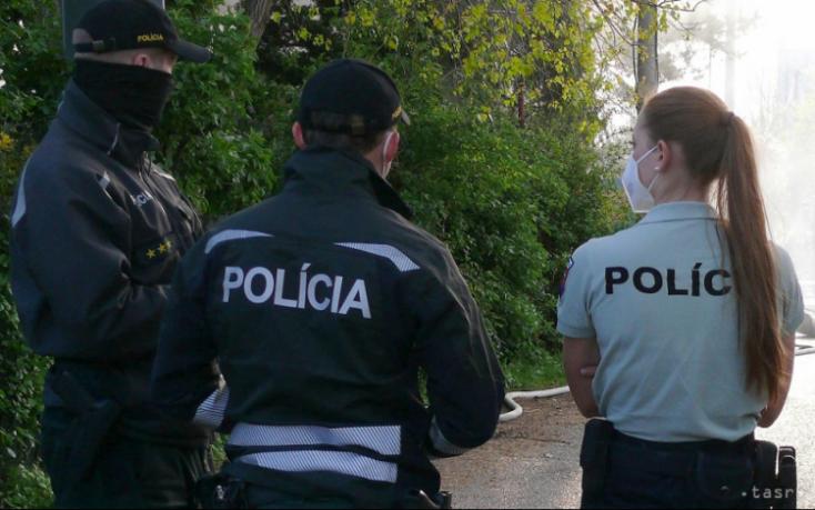 A rendőrök múlt héten 8 esetben állapították meg az előírt karantén megszegését