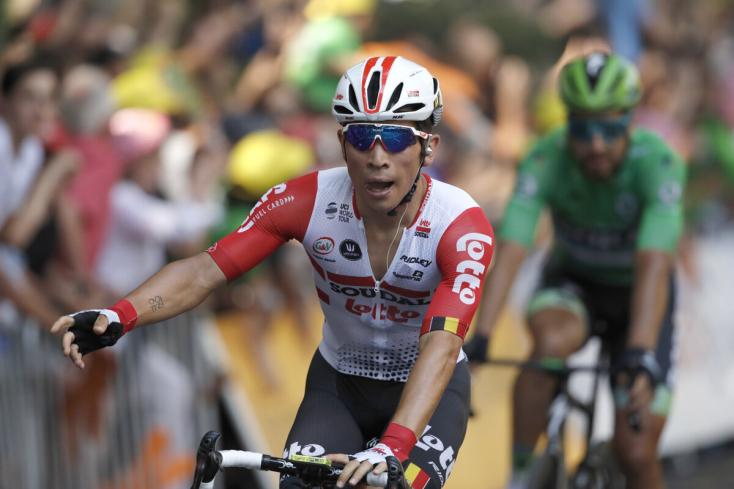 Tour de France - Kirabolták a Lotto csapatot