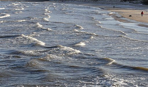 Eltűnt tengeralatti megfigyelőállomást keresnek a búvárok a Balti-tengerben