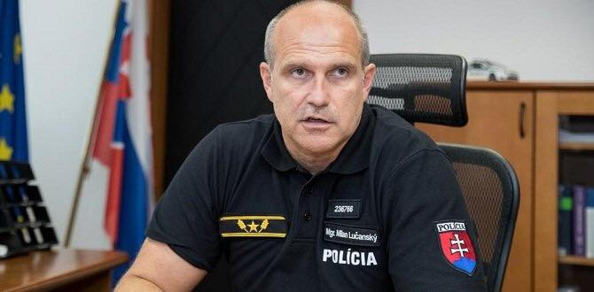 Lučanský: A NAKA vezetője helytelen adatokat közölt a Tisztességes Szlovákiáért ellen tett feljelentés kapcsán