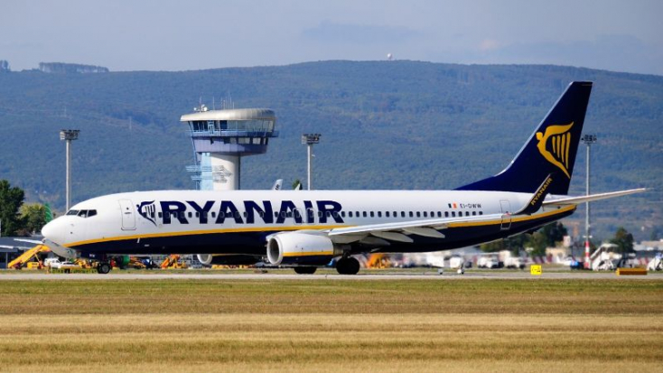 Karácsony előtt leállhat a Ryanair