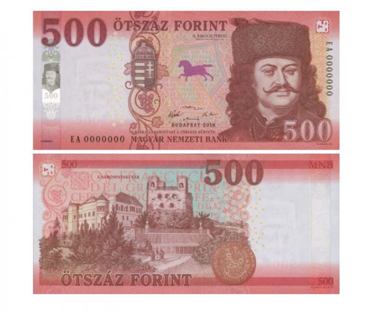 Jön az új 500 forintos, a régi ezressel már nem lehet fizetni