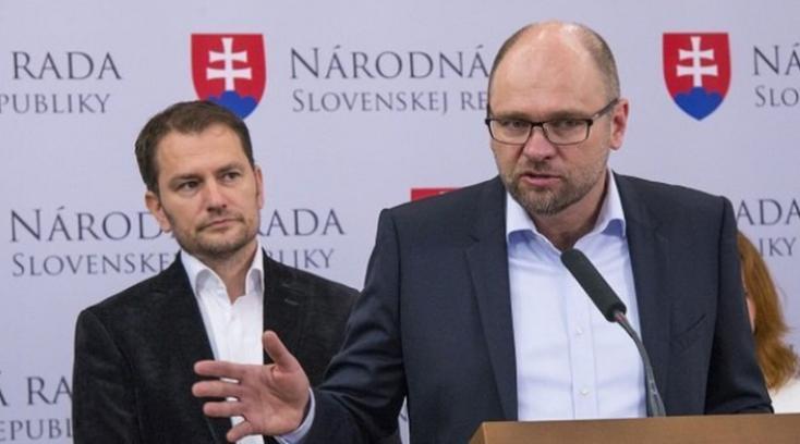 """Megint áll a bál Matovič és Sulík között: """"Két lehetősége van: tiszteletben tartja a koalíciós szerződést vagy felmondja azt!"""""""