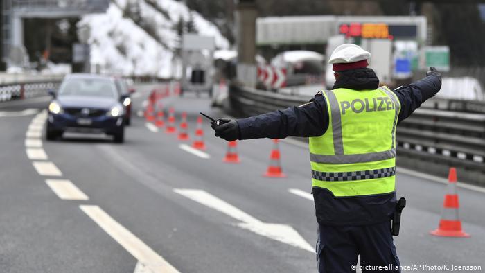Ausztria megtiltja a beutazást Olaszországból!