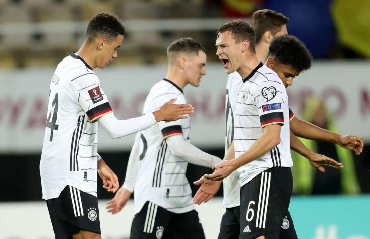Vb-selejtezők: Németország az első kijutó