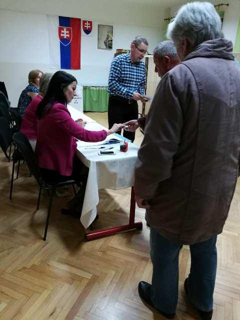 Bősön négy körzet várja a szavazókat