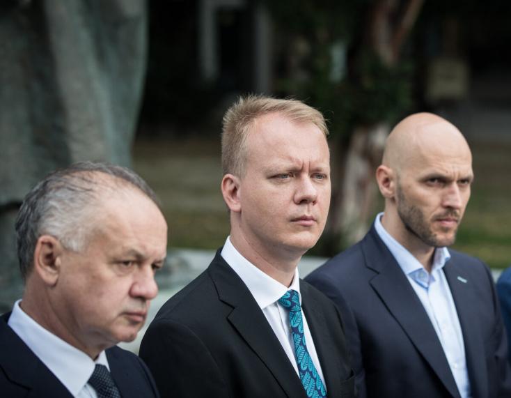 Megnemtámadási szerződést köt Kiska, a PS/Spolu és a KDH