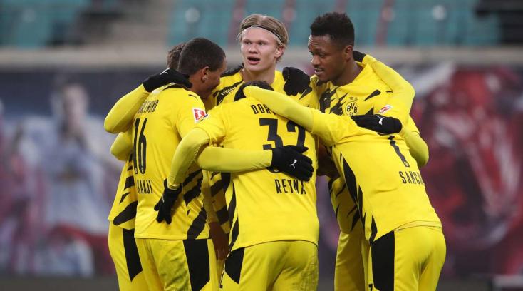 Lipcsében győzött a Dortmund