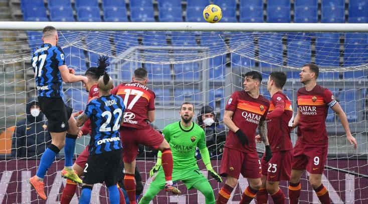 Serie A: Folytatódott a döntetlensorozat a Roma-Inter párharcban