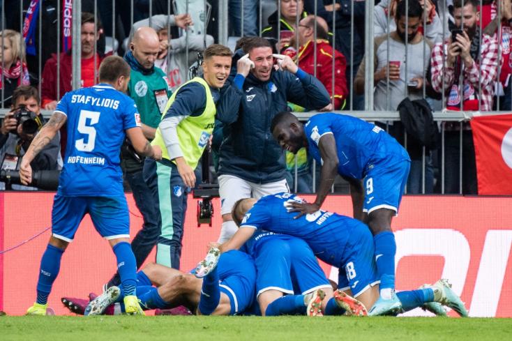 Bundesliga: Kikapott a Bayern, ikszelt a Leipzig és a Dortmund