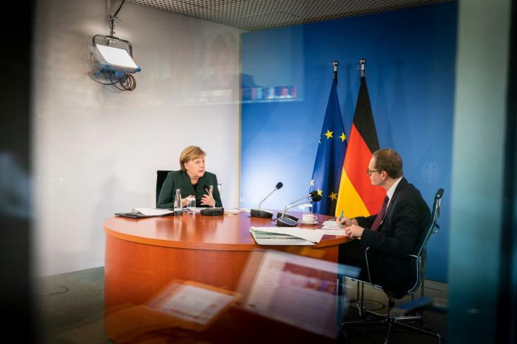 Február közepéig meghosszabbítják és megszigorítják a korlátozásokat Németországban