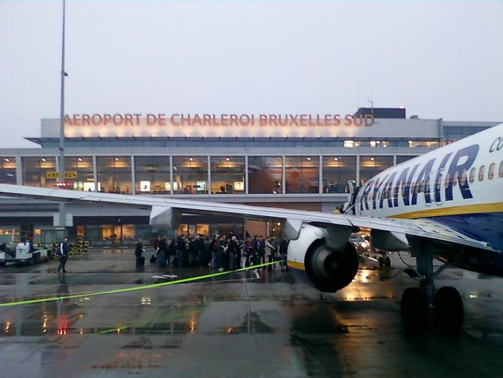 Káoszt okozott a brüsszeli reptéren egy szlovák állampolgár