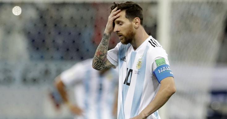 Messi visszatért a válogatottba, de megsérült