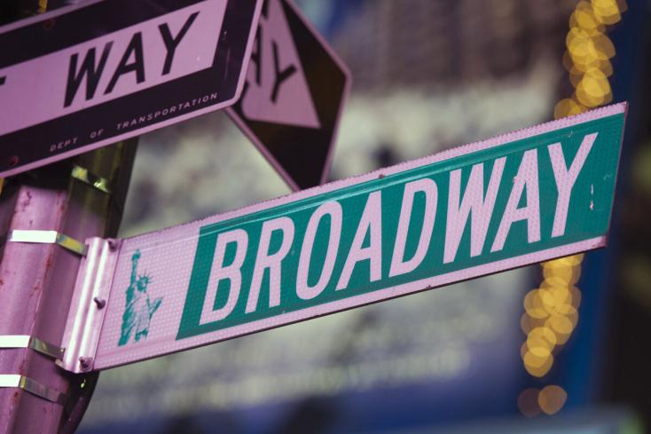 Koronavírus - A Broadway is csak beoltott nézőket és munkatársakat fogad szeptembertől
