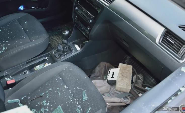 Legyen a megszokottnál óvatosabb, ha Érsekújvárba készül autóval!