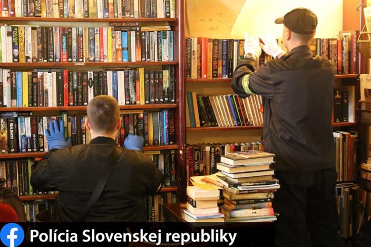Lecsapott a NAKA Pozsonyban az újságírók megfigyelésével összefüggésben! (FOTÓK)