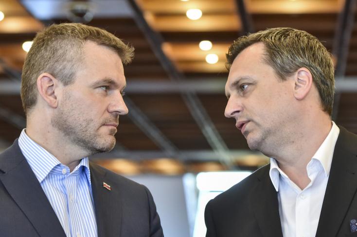 Pellegrini és Danko elszívták a békepipát