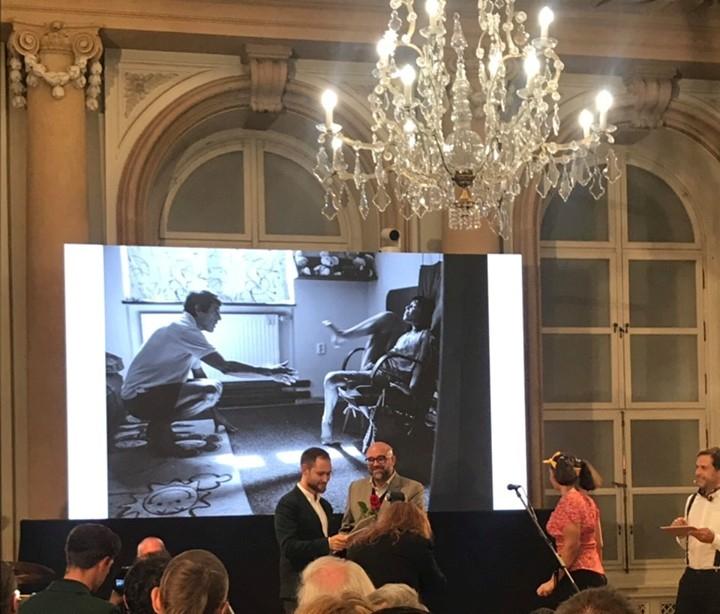 Szlovák Sajtófotó: A riport kategória győztese Cséfalvay Á. András, a Paraméter fotósa!