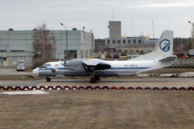Megtalálták a radarernyőkről eltűnt repülő roncsait az orosz Távol-Keleten