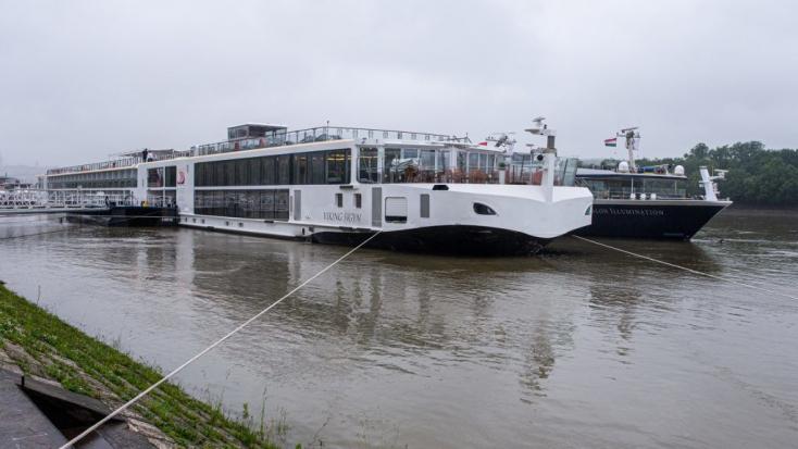 Dunai hajóbaleset - Újabb szemlét tart a rendőrség a Viking szállodahajón