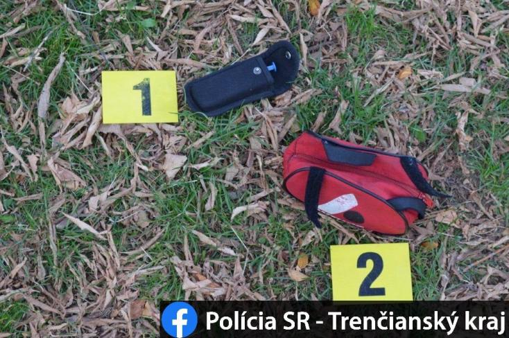 FOTÓK: Droggal és fecskendőkkel teli biciklis táskát talált egy diák az iskola közelében