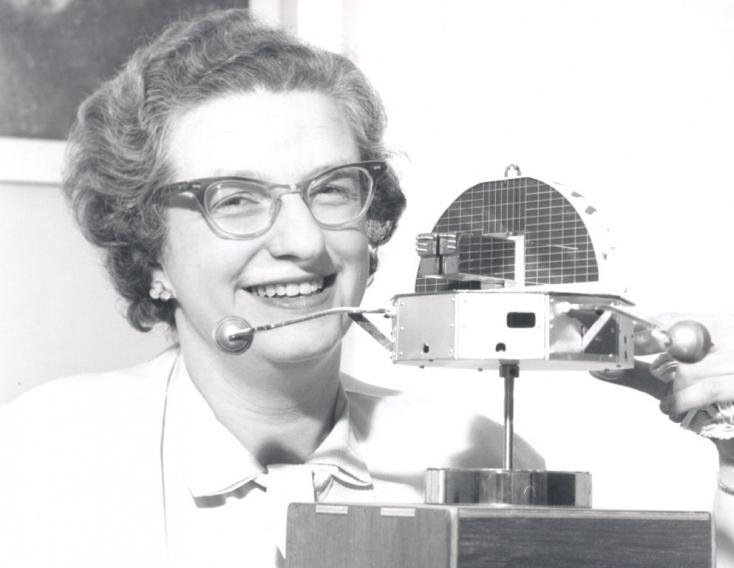 Meghalt a NASA legendás női kutatója