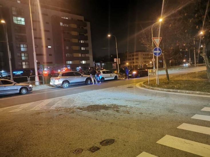Éjszakai drograzzia – az utca közepén csaptak le a taxira