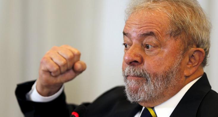 A bebörtönzött volt elnök lehet a legesélyesebb jelölt a brazil elnökválasztáson