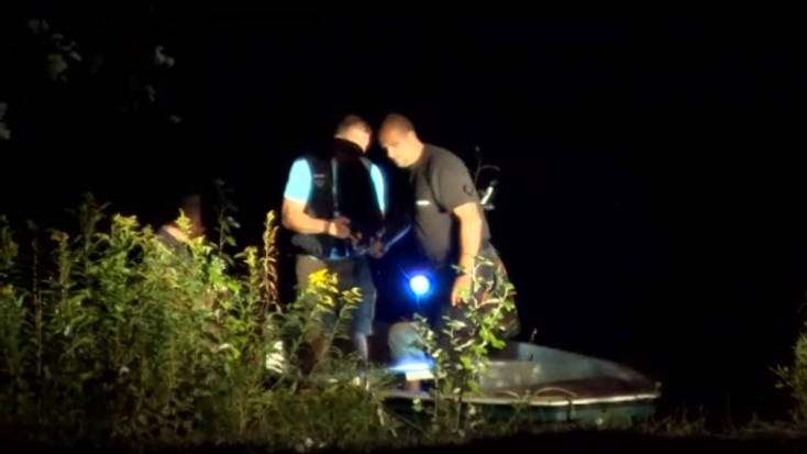Dunaszerdahelyi járásbeli orvhalászt fogtak a Dunán a halőrök