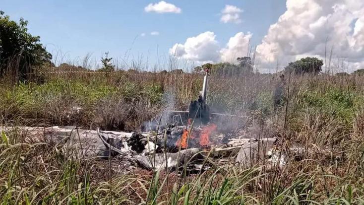 Lezuhant egy focistákat szállító kisrepülőgép Brazíliában, többen meghaltak