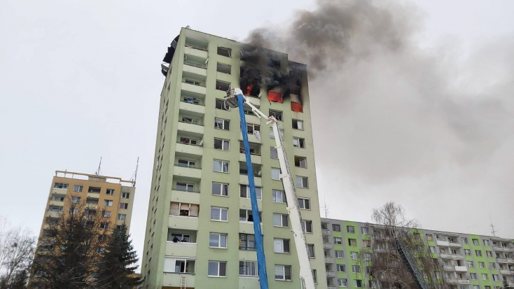 Gázrobbanás történt egy panelházban, legalább öten meghaltak! (FOTÓK)
