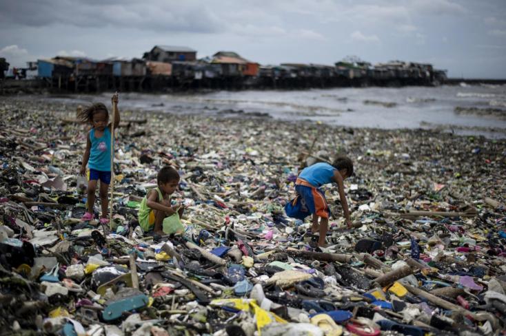 Nem a tervek szerint működik a csendes-óceáni szemételtakarítás