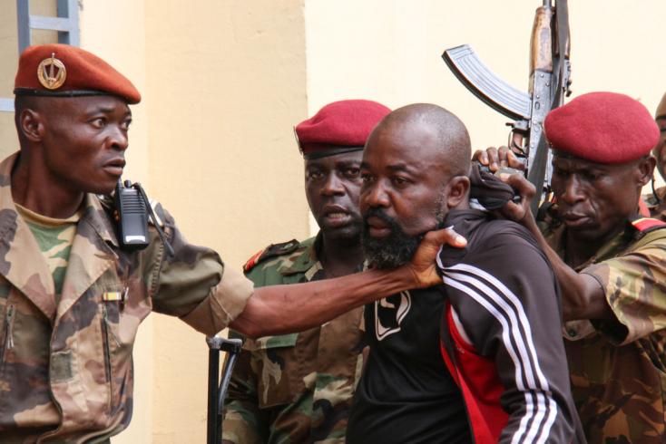 Átadták az ICC-nek a Rambót, a milíciavezért