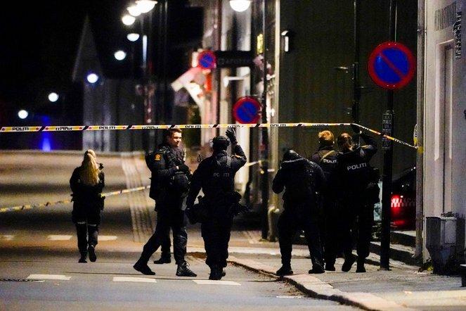 Íjjal támadt rá emberekre egy norvég férfi, többen meghaltak