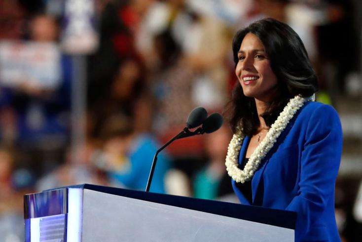 Hawaii demokrata párti képviselőnő is indul a 2020-as amerikai elnökválasztáson